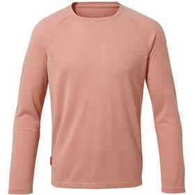 Craghoppers NosiLife Paola Long Sleeved T-Shirt Girls Rosette Slub